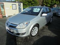 VAUXHALL ASTRA 1796cc SRI XP AUTOMATIC 5 DOOR HATCH 2007-07, ONLY 94K FROM