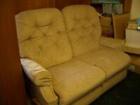 Lazy Boy 2 Seater Manual Recliner