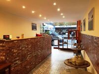 Shop TO LET in Shoreditch/Spitafields with 600 sq ft