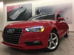 2015 Audi A3 1.8T KOMFORT STYLING PACK  TOIT PANO CUIR MAGS