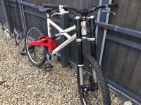 Marin b17 mountain bike