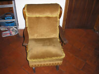 Old fashioned Child size Rocking Chair