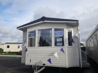 Great 2 bedroom static caravan for sale on the isle of wight, near bembridge and seaview