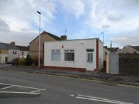 LLANELLI TOWN CENTRE OFFICES S/CONTAINED KITCHEN/TOILET
