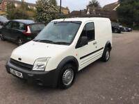 Ford transit connect 2006-1.8 Tdci-roof rack-full mot-ready for work-part ex welcome