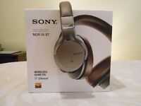 Sony MDR-1ABT bluetooth headphones - As new condition