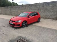 2014 Red Golf GTD Excellent Condition *NEW DISCOUNTED SALE PRICE*