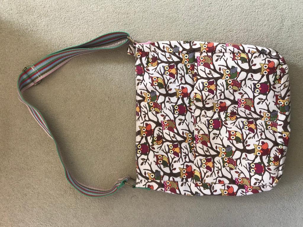 Owl-patterned bag   in Bournemouth, Dorset   Gumtree d9996b2abe