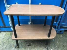 Retro kitchen trolley with FREE DELIVERY PLYMOUTH AREA