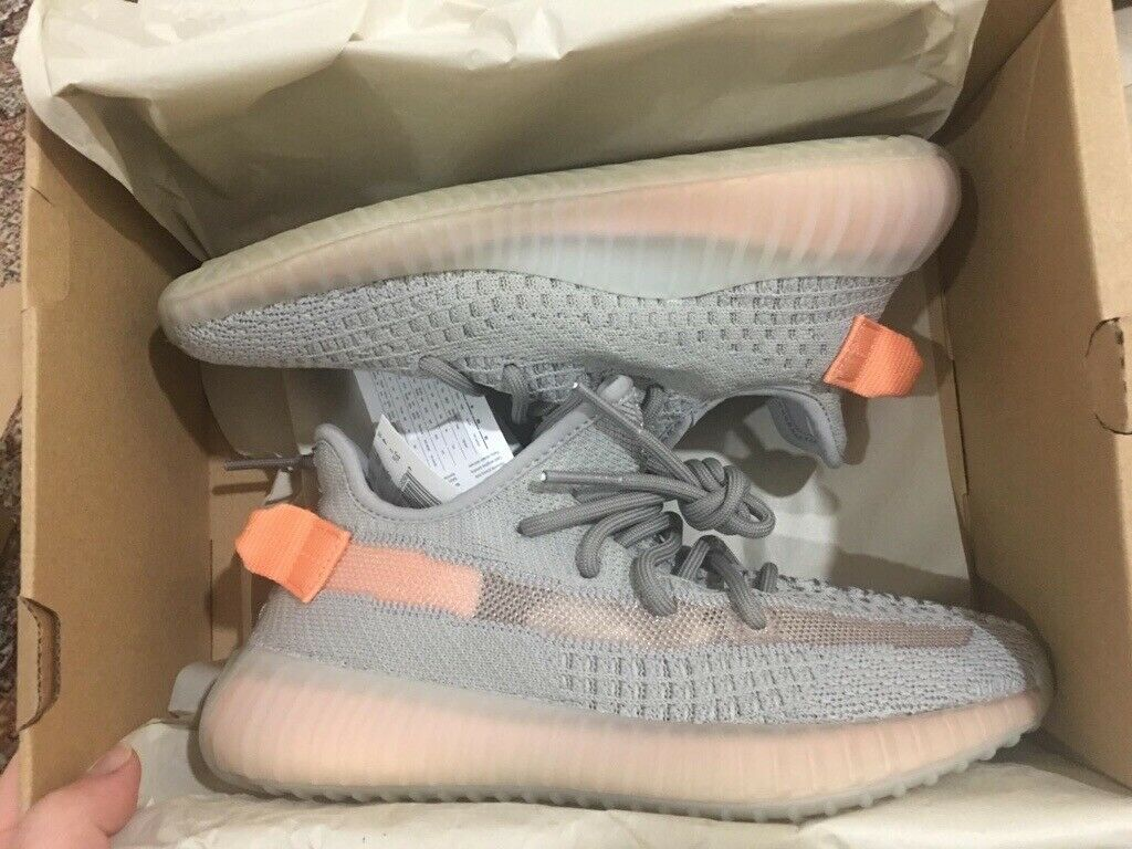 online store 62034 a49a1 Adidas Yeezy Boost 350 V2 True Form TRFRM UK size 3.5 size 5 US size 4 size  5.5 ONO | in Acton, London | Gumtree