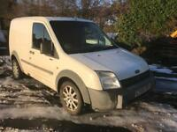 2005 05 ford connect t200 no vat