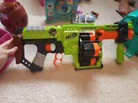 Nerf Doominator Zombie Strike