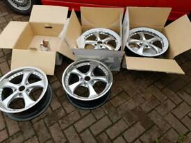 5x120 brand new wheels bmw e36 and others
