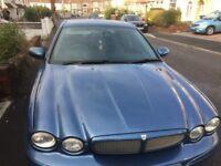2001 Jaguar x type 2.5 v6 AWD petrol 4 door saloon