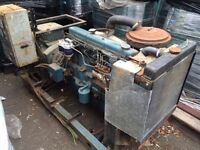 FORD 45 KVA GENERATOR, 300 HOURS