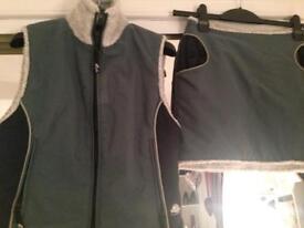 Waist coat wee skirt mambo designer