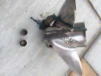 Stainless steel propeller