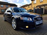 Audi A4 2.0 Turbo TFSI S Line Special Edition 4dr Full Service History, Full Leather Seats
