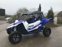 2016 Yamaha YXZ 1000 - Only 7 Hours - Rekluse Clutch - 4 Point Harness - 5 Speed Sequential