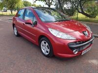 2008 (08) Peugeot 207 1.4 16v SE 5 Door Lovely Hpi Clear Example, Panoramic Roof
