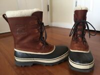 Brand New Sorrel Caribou Mens Boots Size 9.5UK / 10.5USA / 43.5 EUR
