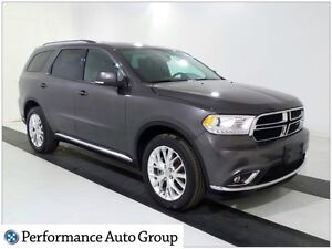 2016 Dodge Durango Limited - Nav - Sunroof - Dual Blu Ray Player