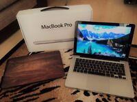 Apple MacBook Pro 13'' Core i5 2.5Ghz CPU 8GB RAM 250GB SSD (Jun 2012) A+ Grade