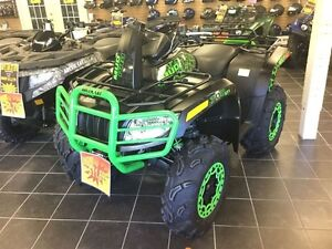 2016 arctic cat Mudpro 700 Limited EPS 3.99% Financing for 60 Mo