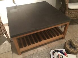 GALLERY HUDSON LIVING COFFEE TABLE