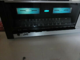 JVC JR-S100 Stereo Receiver perfect working order T/T M/M input