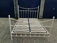 King Size Bed with Mattress + Delivery