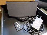 FAULTY Bose Sound Dock Series 1 Vers. B for spares & repairs