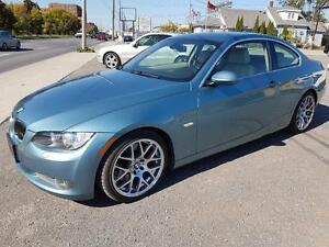 2008 BMW 3 Series 335i, 6 SPEED MANUAL, Just 129000km