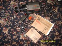 VIDEO CAMERA ( NOT digital )