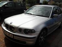 BMW TI COMPACT 53PLATE MSPORT