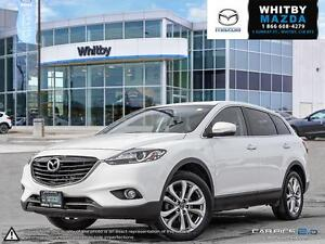Mazda CX-9 AWD 4dr GT 2013