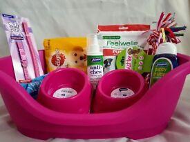 Puppy / Small Dog Starter Kit - Pink
