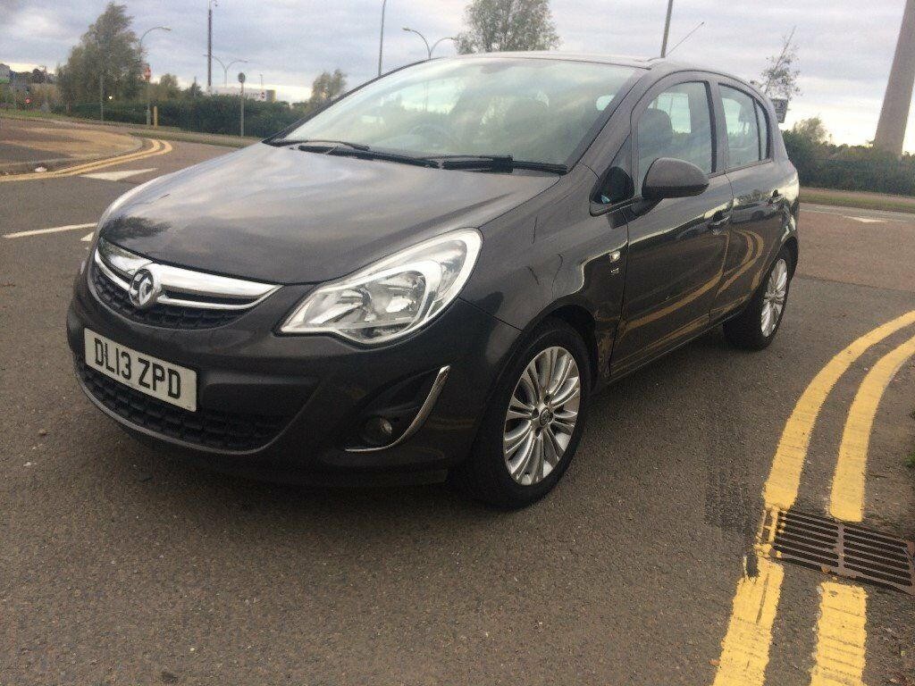 Vauxhall Corsa 1.2 i 16v SE 5dr (a/c) 2013 (13 reg), Hatchback, 3 warranty inclueded