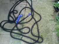 Expanding hose