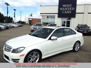 2013 Mercedes-Benz C300 4MATIC SPORT | XENON | BLUETOOTH | SUNRO