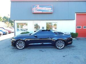 2015 Ford Mustang GT Premium 5.0L Convertible 6 Vitesses 8900 Km