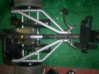 Powakaddy robokaddy remote electric trolley batt and charger