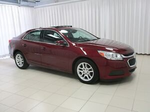 2015 Chevrolet Malibu HURRY!! DON'T MISS OUT!! LT eco SEDAN w/ S