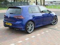 Volkswagen Golf R DSG (blue) 2015-12-24