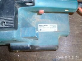 Black & Decker Sander - FOR SALE