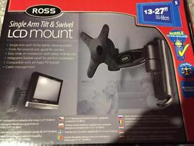 Tv lcd mount brand new