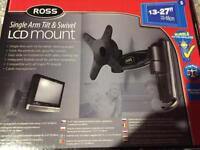 Tv lcd mount brand new