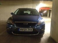 2009 Ford Focus titanium manual diesel with service history