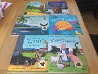 Julia Donaldson Books.