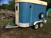 Sinclair horse trailer